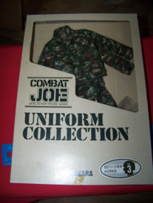 1/6 scale Taraka Combat Joe #3 Modern Camo Uniform Set