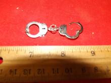 Miniature 1/6th Scale Police Metal Hand Cuffs
