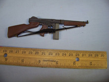 Miniature 1/6 WWII U.S. Thompson Tommy Gun SMG  #2