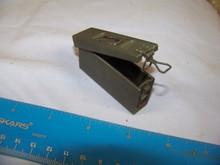 Miniature 1/6th Scale WWII German Ammo Box