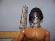 1/6th Scale Digital Marine Marpat Camo Tube Balaclava only