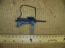 Miniature 1/6th Scale WWII M3 Grease Gun & Clip #5