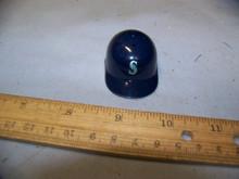 1/6 Scale Baseball Helmet Seattle Mariners
