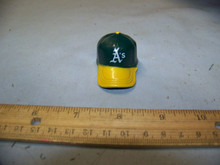 1/6 Scale Baseball Cap Oakland Athletics A's