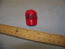 1/6 Scale Baseball Cap Washington Nationals