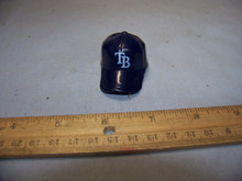 1/6 Scale Baseball Cap Tampa Bay Rays #1