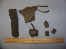 1/6 Scale 21st Century Nam T-shirt, Pants Gas Mask Bag, Belt & more