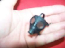 Miniature 1/6th Police SAS Army Gas Mask  #1