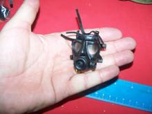 Miniature 1/6th Police SAS Army Gas Mask #2