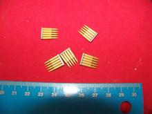 Miniature 1:6th Scale German 5 x  Kar 98 Clips