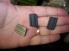 Miniature 1/6th Scale MG26(t) Machine Gun Clips x 3