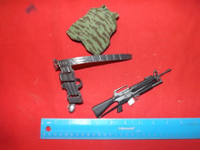 1/6th Scale Rifle Toger Stripe Vest & Belt