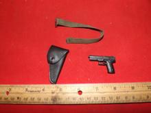 1/6th Scale Pistol, Holster & Belt  #8750