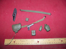 1/6 Scale 21st Century Nam Pistol, Holster, Belt & More #8
