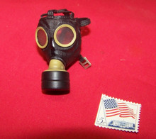 Miniature 1/6th Police SAS Army Gas Mask 14988