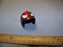 1/6 Scale Spiderman Motorcycle Helmet w/Chin Strap