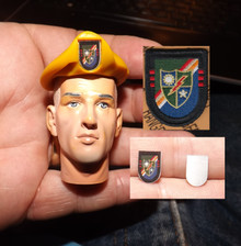 1:6 Scale 75th Ranger Flash, Beret sold separtely #4