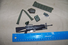1/6th Scale Belt, Rifle, Bandolier & more #4