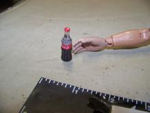 1:6th Scale Coke Coca Cola Bottle