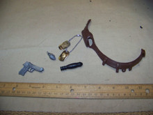 1/6 Scale Belt, Holster, Pistol & more