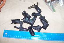 1/6 Scale  No Match Footwear Lot #2