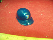 1:6th Scale San Deigo Padres Baseball Helmet