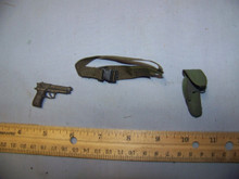 1/6th Scale Pistol, Holster Belt & More #19