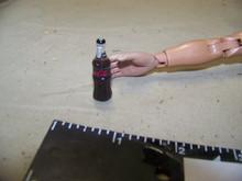 1/6 Scale Coke Coca Cola Zero Bottle