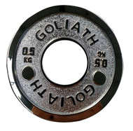 PRESALE - JULY -  Goliath Calibrated Powerlifting Plate - 0.5kg (PAIR)