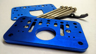 Willy's Rollover Plate Kit - 4 Barrel Carb