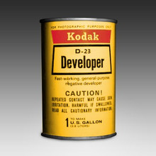 Kodak Developer D-23 Formula - Free Download
