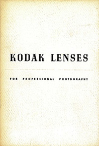 Kodak Lenses for Professional Photography