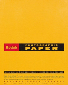 Kodak AZO and Illustrators' AZO Photographic Papers - Free Download