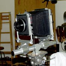 5x7 Sinar Norma Monorail Camera