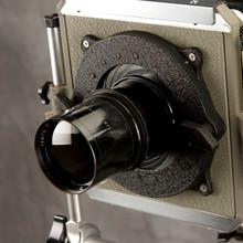 Universal Iris Lens Mount