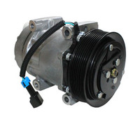 International A/C Compressor - ZGG705256