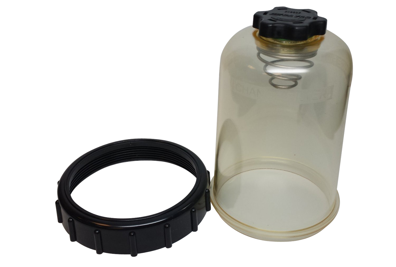 drop-in fuel filter globe for davco fuel filter systems  national truck supply