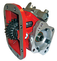 8 Hole Direct Mount PTO - 489XFAHX-A3RADAN