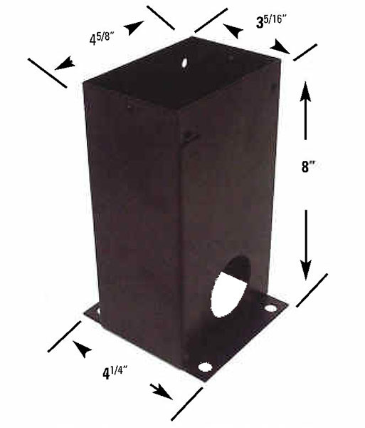 PTO Mounting Tower / Console - 329219X