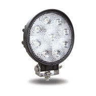 "5"" White Round Flood Light"