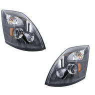 Volvo VNL LED Headlights - No Programming Needed!