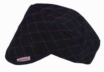 Black Quilted 3000