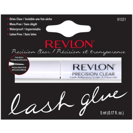 e5c2938357c Shop for Revlon Precision Clear Lash Adhesive Latex Free at LadyMoss ...
