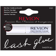 Revlon Precision Clear Lash Adhesive - Latex Free (91321) ladymoss.com