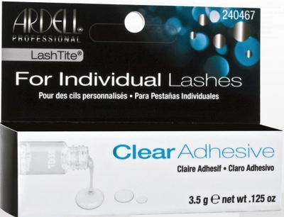 Ardell LashTite Adhesive Clear 3.5g (65058) Lady Moss Beauty