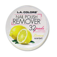 L.A. Colors Scented Polish Remover Pads