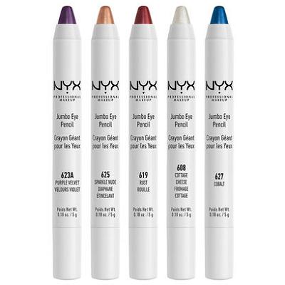 NYX Jumbo Eye Pencil JEP picture image swatch