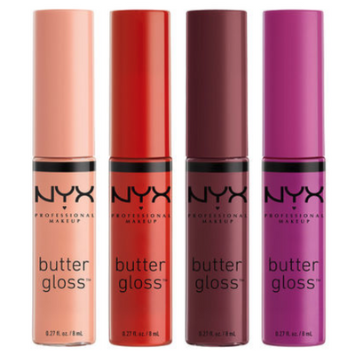 NYX Butter Gloss (BLG) Lady Moss Beauty