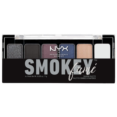 NYX The Smokey Shadow Palette (TSS01) ladymoss.com