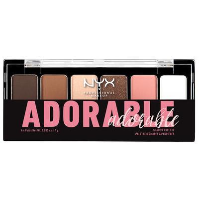 NYX The Adorable Shadow Palette (TAS01) ladymoss.com